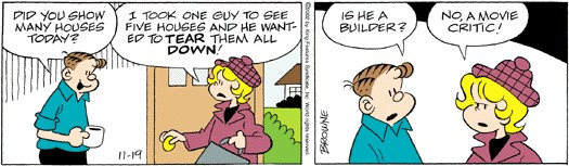 'Hi and Lois' by Browne